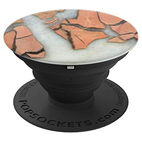 - Texture Looks like Jasper Marble Quartz Chalcedon Stone - PopSockets Grip and Stand for Phones and Tablets