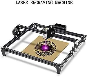 DIY kits grabador de talla de madera de corte máquina de grabado de escritorio del logotipo de la impresora Imagen Marcado, mini DIY CNC Plotter Kit con desconectar la controladora, Área de
