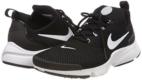 Para Presto Negro White De Gimnasia Nike Zapatillas Black 002 aUTqxHt