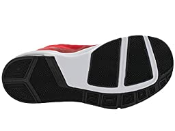 Nike Kids Air Max Stutter Step 2 (GS) Unvrsty Red/White/Blk/Cl Gry Basketball Shoe 6.5 Kids US