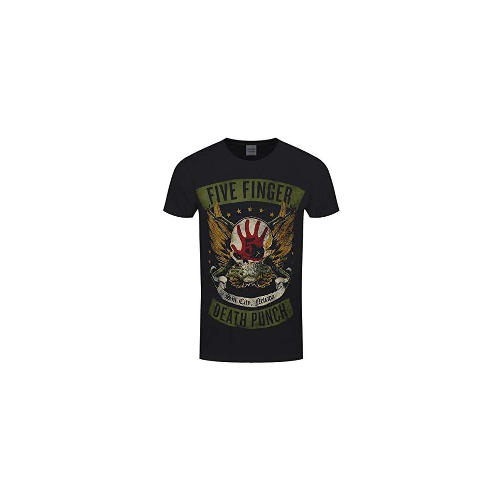 Five Finger Death Punch Locked & Loaded