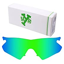 MRY Polarized Replacement Lenses for Oakley M Frame Heater Sunglasses - Options