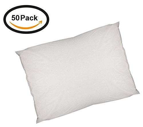 Disposable Tissue Pillow Cases - Vakly Disposable Tissue/Poly Pillowcases 21