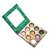 Febble Colorful Beach Baked Eyeshadow Palette (002)