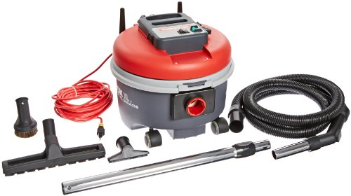Learn More About Oreck Commercial COMP9H HEPA Compacto 9 Canister Vacuum, 1.6 HP