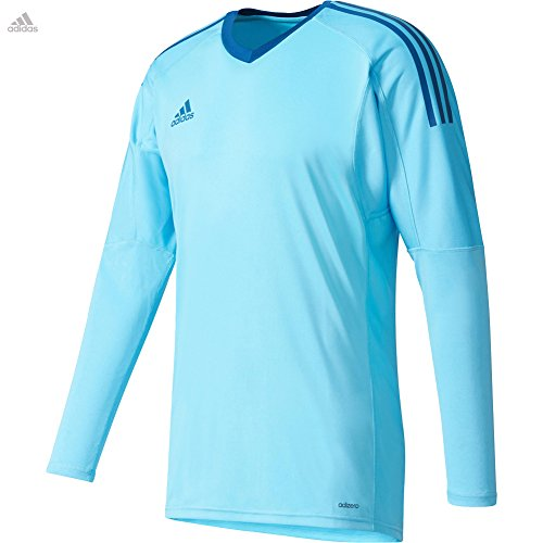 Adidas Goalkeeper Kit (Boys adidas REVIGO 17 GoalKeeper Jersey Junior For Soccer)