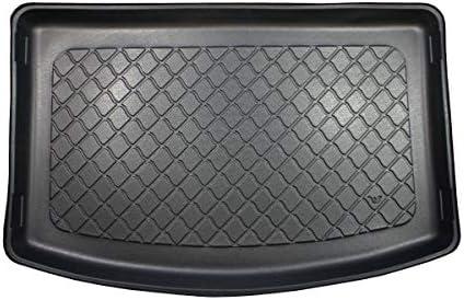 XAYGB Tapis De Coffre De Voiture pour Kia Rio 2011-2016 2017 Tailored Trunk Mat Liner Protector Pad Auto Arri/ère Accessoires