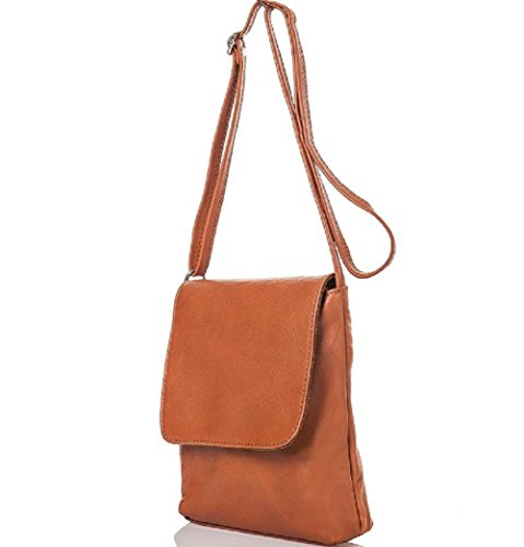 Tracolla Made Pelle Borsa In Sauvage Italy Vera A vwawR
