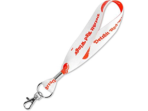 - NHL Detroit Red Wings Lanyard Key Strap, 1