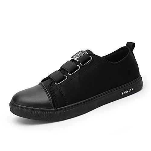 shoes Shufang 40 Nero Uomo Mocassini EU Nero gqdA0w8q