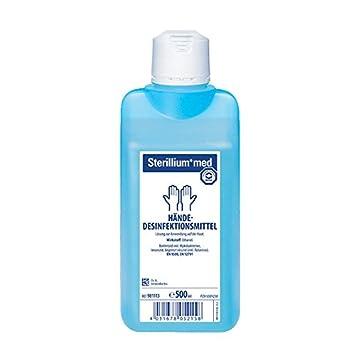 Handedesinfektionsmittel Sterillium Med 500 Ml Von Bode Amazon De