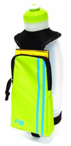 FuelBelt Slice Palm Holder, Blue/Green, One -