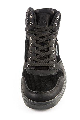 British Knights, Sneaker uomo Nero nero 41