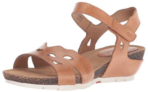 Josef Wedge Hailey Seibel Crème Women's Sandal 25 IErIq
