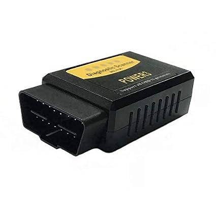 Goliton ELM327 Bluetooth OBDII OBD2 Diagnostic Scanner Can ELM 327 Scantool  Check Engine Light Car Code Reader