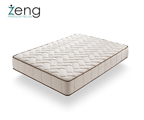 Zeng Colchón Memory Foam Luxury Royal Cashmere - Compact 80x180cm