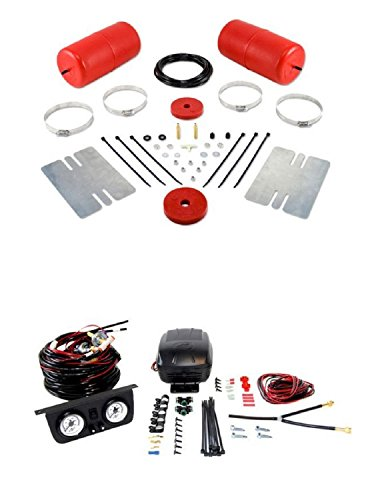 - Air Lift 60769/25812 Set of Rear Air Lift 1000 Series w/Load Controller II On-Board Air Compressor System Kit for Colony Park/Town Car/Yukon/Suburban