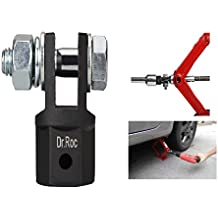 "Dr.Roc 1/2"" Scissor Jack Adapter For Use With Drill/Wrench/Tire Iron To Accelerate"