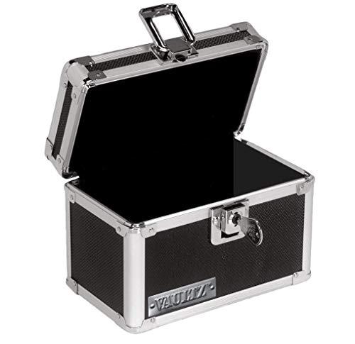 Vaultz Locking VZ00139 Index Box Black (Box Index Locking)