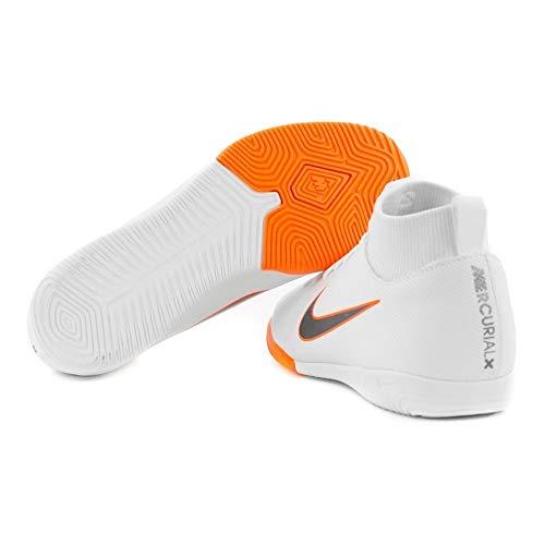 Superfly Gs Mixte chrome Chaussures Junior total 107 Blanc white Enfant Ic O Mercurialx Vi Nike De Football qtzxR51yw
