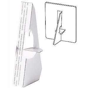 Amazon Com Lineco Self Stick Easel Backs Lineco