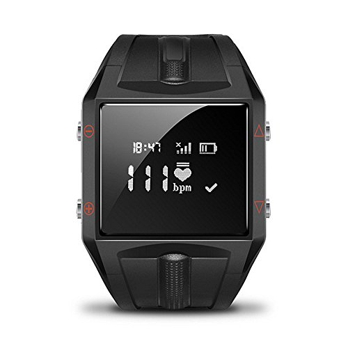Fitness Tracker Waterproof Heart Rate Monitor Wristband,S...