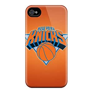 Protector Hard Phone Case For Iphone 6 With Support Your Personal Customized Vivid New York Knicks Pictures CassidyMunro