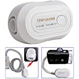Denshine Mini CPAP Cleaner, Portable CPAP Cleaner Disinfector Disinfection, for CPAP Air Tubes Hose Machine Respirator Accessories Auto Cleaning Sanitizer Steriliser