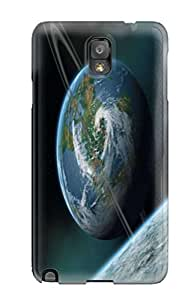 Tpu DanRobertse Shockproof Scratcheproof Star Stars Univers Hard Case Cover For Galaxy Note 3