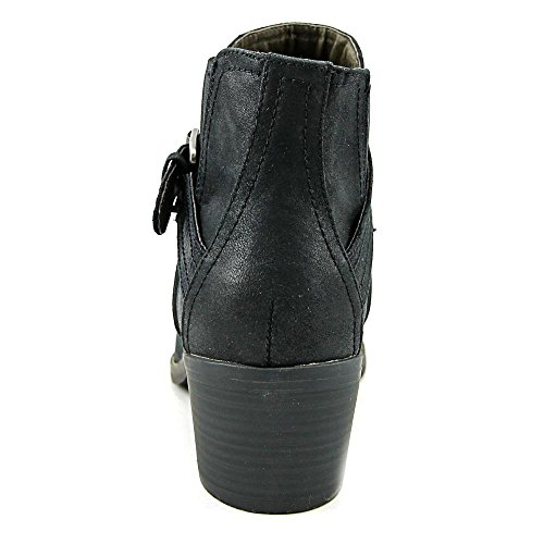 Frauen Hadley Rund Mountain Pumps Stiefel Fashion Black White 5Pq4wE6xE