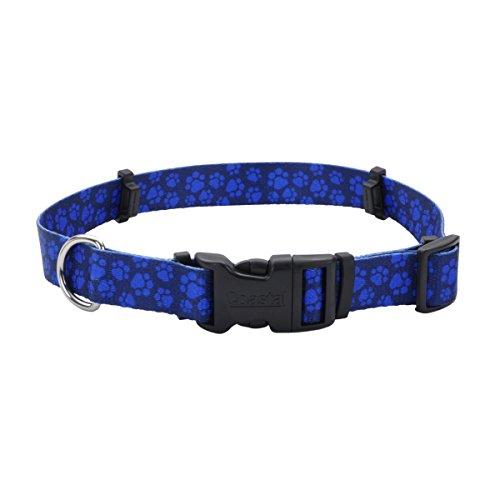 Coastal Pet Hideaway Dog Flea Collar Protector, Medium, Blue