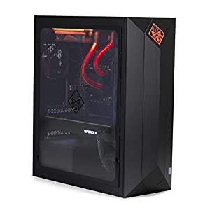 2020 Latest ELUK OMEN Obelisk Gaming Desktop PC (Liquid Cooled Intel i9-9900K CPU, NVIDIA RTX 2080 Ti 11GB GPU, Z390 Mobo, 750 Watt Platinum PSU, Windows 10 Pro, 1TB NVMe SSD + 2TB HDD, 32GB RAM)