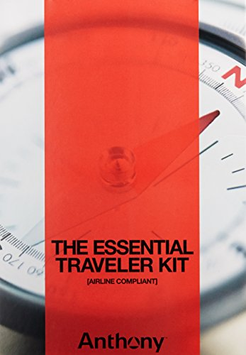Anthony The Essential Traveler Kit
