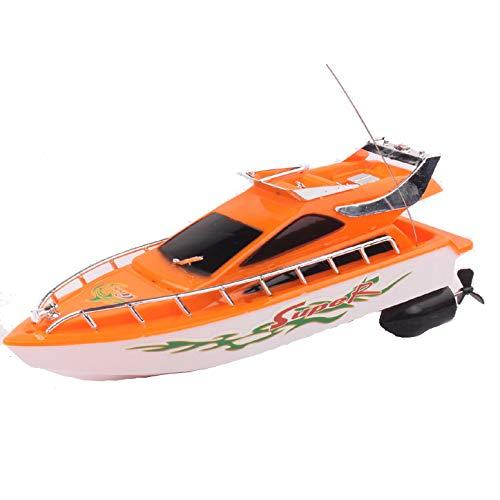 Fcostume Mini RC Boat - Dron de alta velocidad para niños D ...