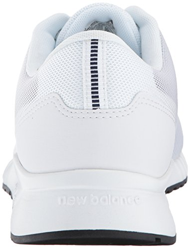Nieuw Evenwicht Heren 005v1 Sneaker Wit / Navy