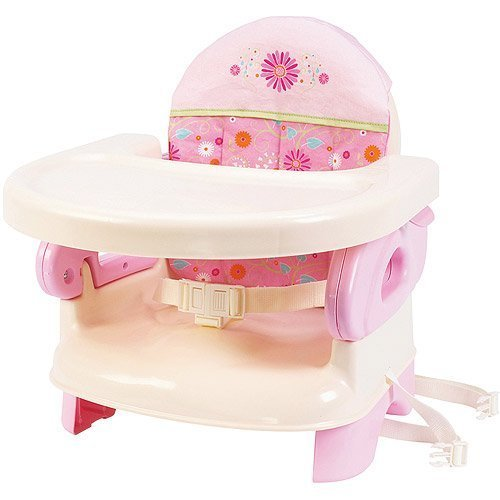 Deluxe Folding Booster (Summer Infant - Deluxe Folding Booster Seat, Pink)