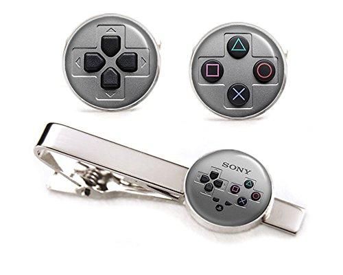 Playstation Cufflinks Jewelry Wedding Groomsmen product image