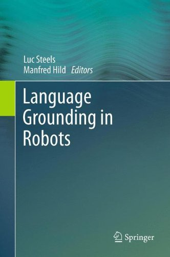 Language Grounding in Robots by Springer