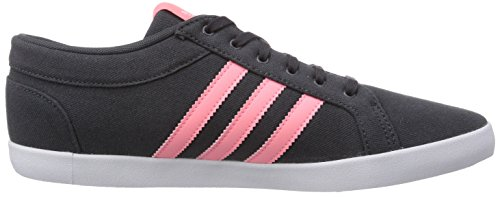 Adidas Grigio Red Low Solid grau Adria S15 Donna dgh 3s top light Grey Ps White ftwr Flash Sneaker vrqrx60wt