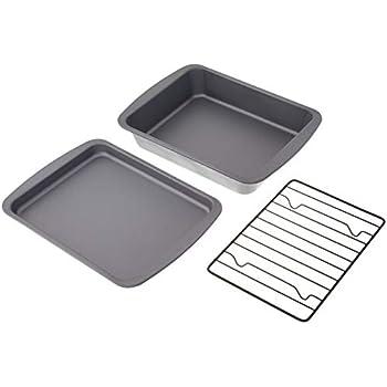Amazon Com Farberware Toaster Oven Bakeware Farberware 4