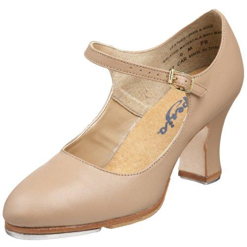 Capezio Women's Manhattan Xtreme Tap Shoe,Caramel,9.5 M US