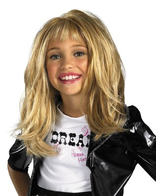 Hannah Montana Deluxe Child Wig (Wig Montana Deluxe Hannah)