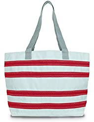 Sailor Bags Striped Tote Bag