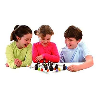 Blue Orange Games Pengoloo Award Winning Wooden Skill Building Memory Color Recognition Game for Kids: Toys & Games