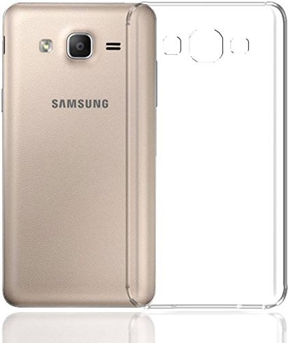 timeless design aa70f 221b4 YOFO Soft Clear Back Cover for Samsung On7 / On7 Pro Back Cover  (Transparent)