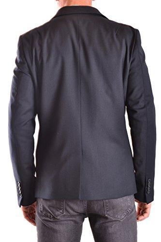 Daniele Alessandrini Homme MCBI086138O Bleu Polyester Blazer