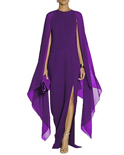 cape dress - 4