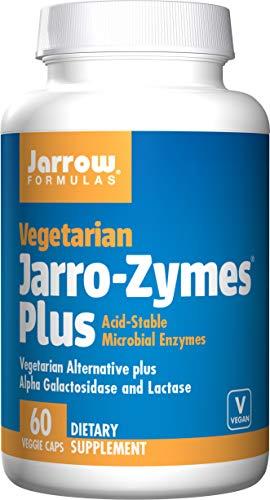 Jarrowmulas Vegetarian Jarro-Zymes Supports