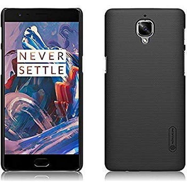 TopACE Funda OnePlus 3T Ultra Slim Anti-Rasguño y Resistente Huellas Dactilares Totalmente Protectora Caso de Plástico Duro Cover Case para OnePlus 3 / OnePlus 3T (Negro): Amazon.es: Electrónica