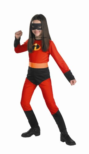 Violet Costumes Incredibles (Violet Incredible Child Costume 6475 (4-6X))